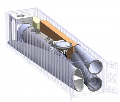 transportabilidad turbinas