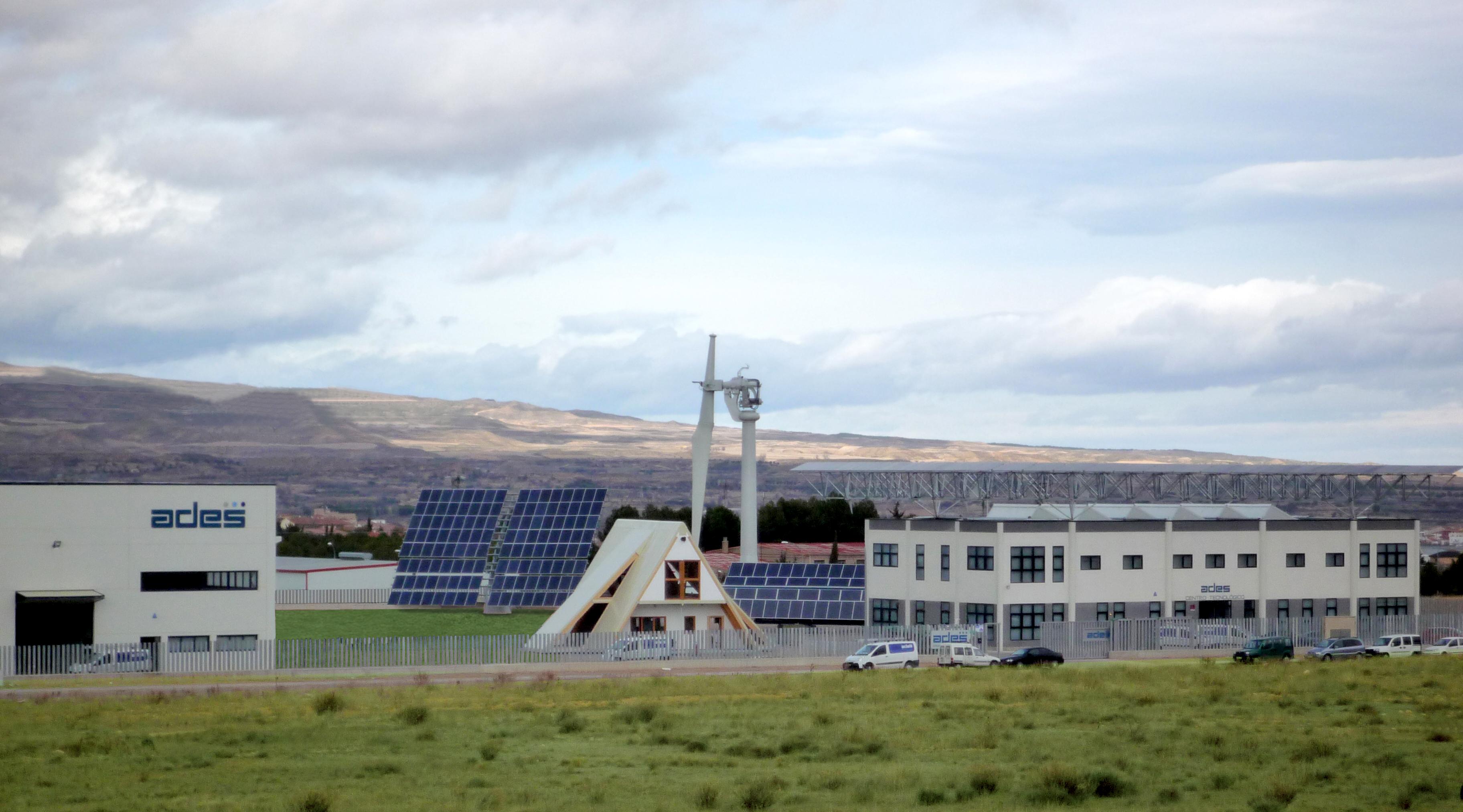 Ades. Energías renovables